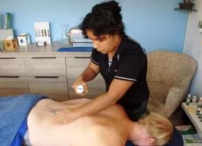 Een massage in Etten Leur